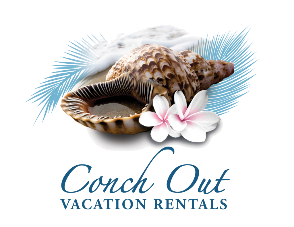 Conch Out Logo Transparent